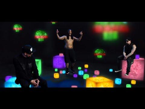 """Game On"" (fra ""Pixels"") - Waka Flocka Flame (feat. Good Charlotte)"
