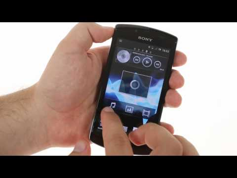 Sony Xperia neo L unboxing and hands-on