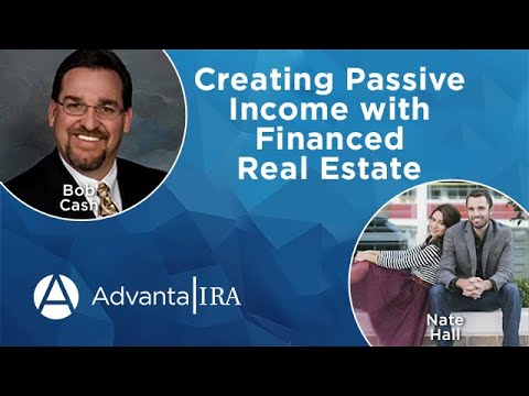 Webinar - Creating Passive Income with Financed Real Estate