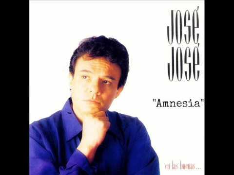 José José   Amnesia