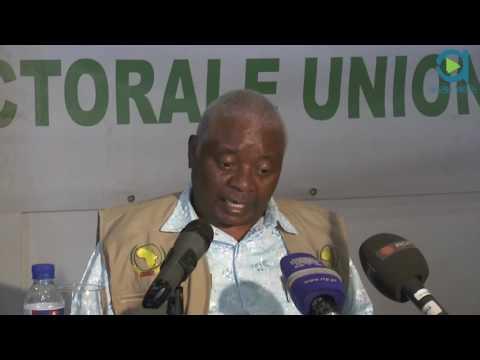 Andim TV: As eleições têm decorrido conforme a carta Africana sobre democracia.