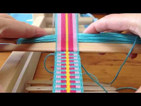how to make a cord for ply-split braiding