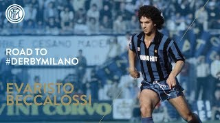 Road to #DerbyMilano | Evaristo Beccalossi on his historic brace