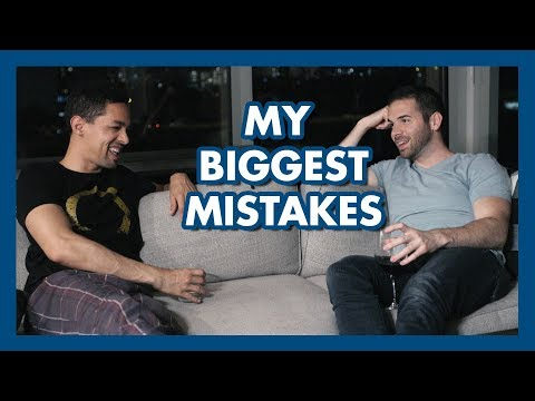 What I've Learned From My Biggest Mistakes: Ups and Downs of Entrepreneurship