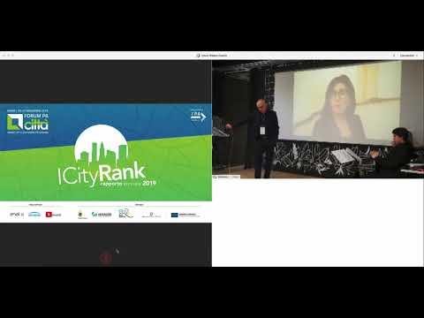 Presentazione del rapporto ICity Rank 2019