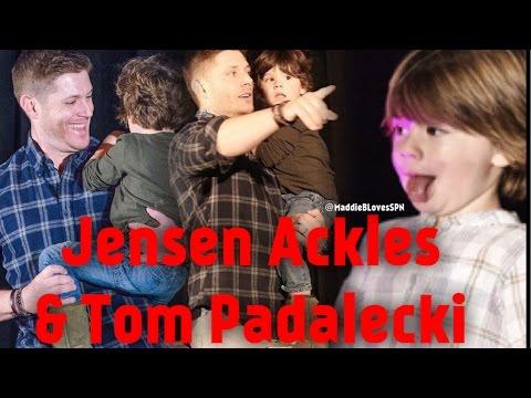 Jensen Ackles & Tom Padalecki