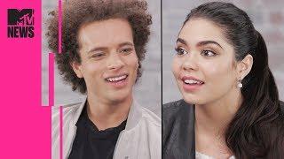 'Rise' Cast Q&A: Favorite Disney Princesses, Audition Songs, Movies & More!   MTV News