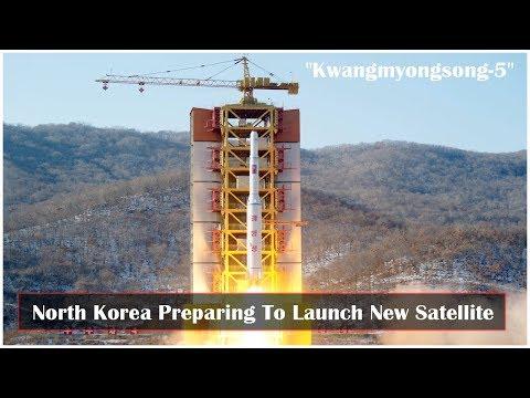 North Korea Preparing To Launch New Satellite: Seoul Newspaper