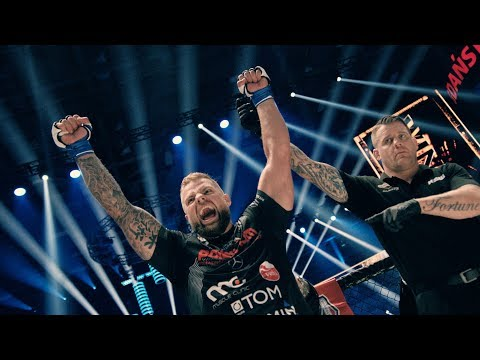 Top 10 KSW 44 Moments - The Game