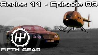 Fifth Gear: Series 11 Episode 3