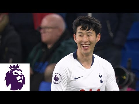 Heung-Min Son continues Tottenhams early flurry, makes it 3-0 | Premier League | NBC Sports