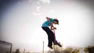 (Вип) Обучение трюкам на самокате Tailwhip [С3-Э2]