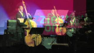 Jazzfest Bonn 2011:Telekom Forum, Ron Carter Trio - The Golden Striker