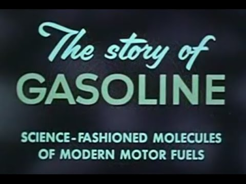 The Story of Gasoline - Full Documentary Movie