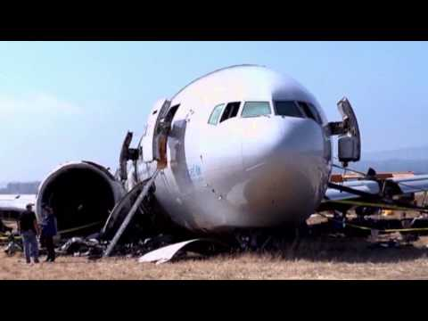Raw: New Asiana NTSB Investigation Video
