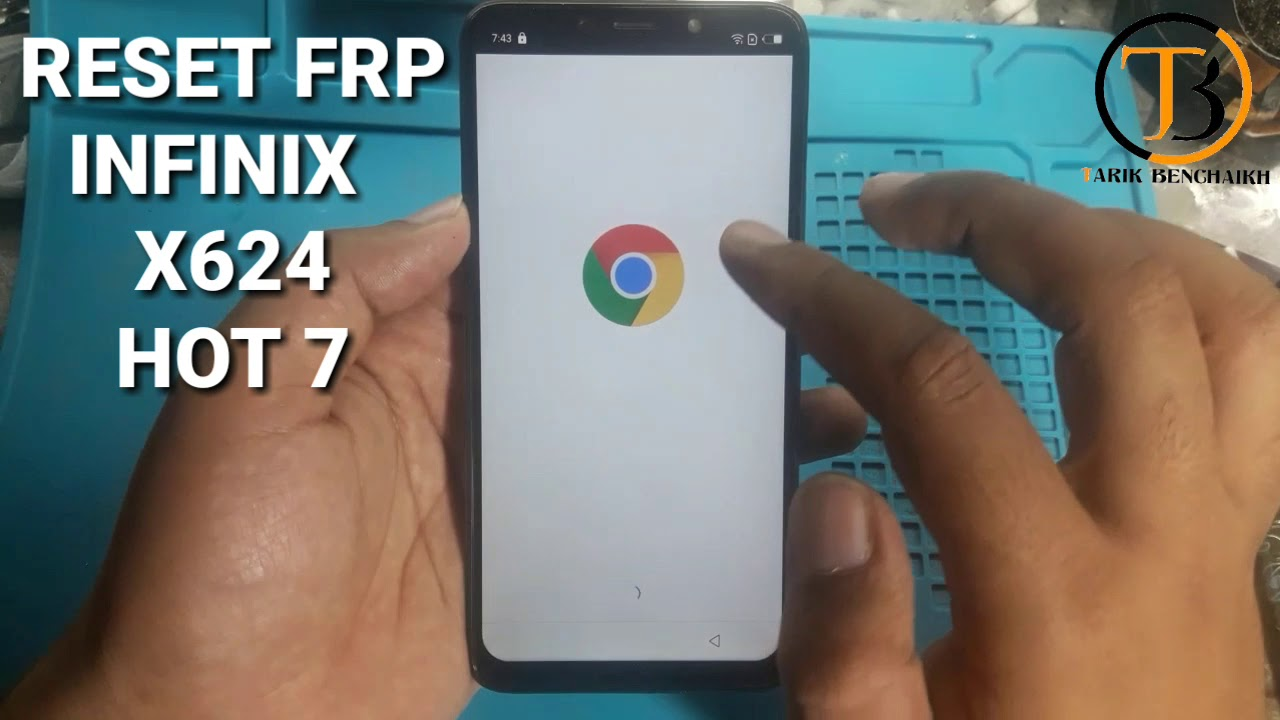 INFINIX HOT7 X624 | RESET FRP | Remove Google Account |Bypass