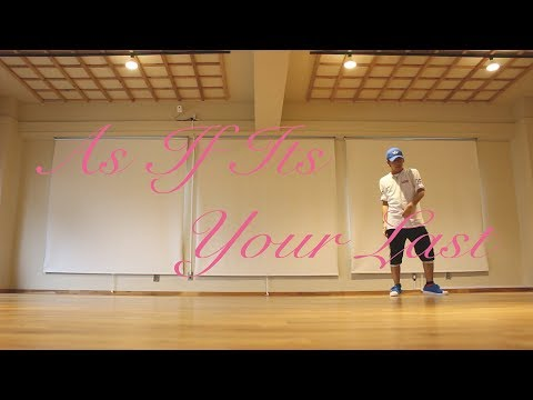 BLACKPINK / As If It's Your Last - Dance Cover Practice