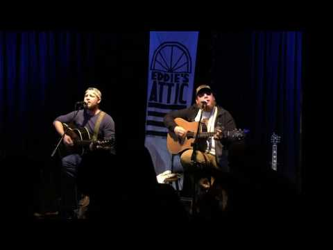 Luke Combs - I Know She Ain't Ready clip - Eddie's Attic Jan 2016