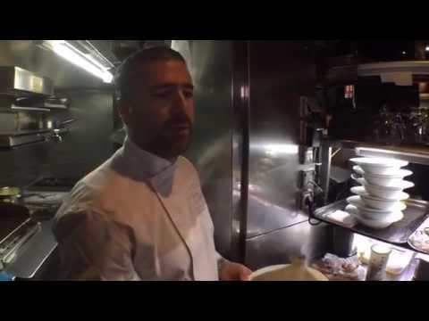 En cuisine au bar à huîtres Montparnasse avec Madame Figaro!
