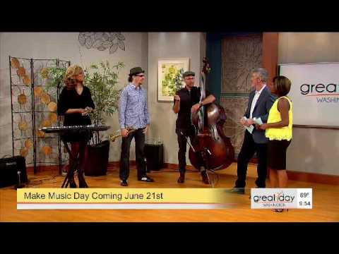 Make Music Day WUSA Channel 9