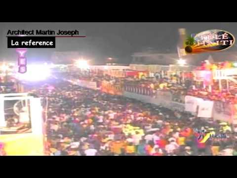 T-VICE KANAVAL AUX CAYES EN DIRECT HAITI  2-19-2012