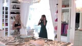 Sneak Peak Into Real Housewives' Lisa Vanderpump's Closet - Glam Today Magazine Exclusive