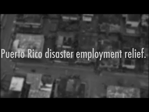 Latcareers.com Puerto Rico disaster Employment Relief