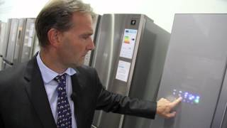 SHARP IFA 2012 Fridge new(, 2012-09-03T08:13:57.000Z)
