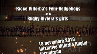 Ricce Iniziative Villorba vs Rugby Riviera