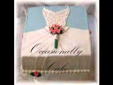 bridal shower cake decoration ideas