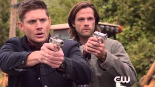 Supernatural Premiere 11x01 Sneak Peek - Out of the Darkness, Into the Fire