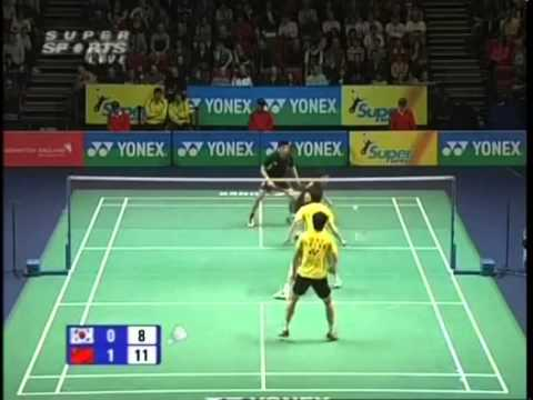 Fu haifeng -The art of Smashing - Badminton Jump Smash