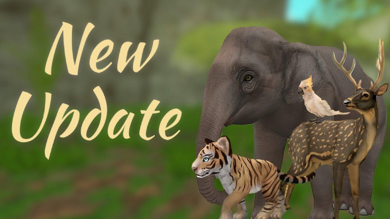 WildCraft- NEW UPDATE?! New Animal, New map, & More!