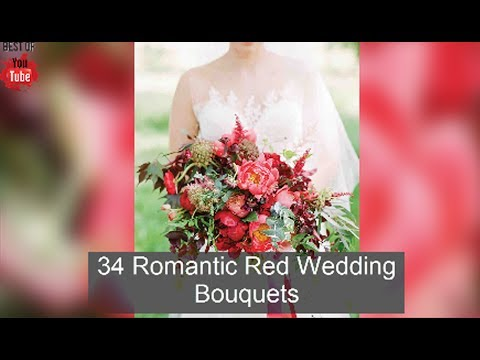 34-romantic-red-wedding-bouquets---the-best-in-youtube
