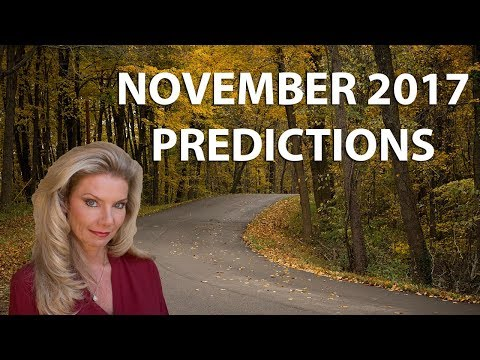 November Predictions 2017::Future Revelations Uncover past Scandals