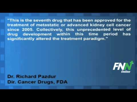 Pfizer Confirms FDA Approval of Inlyta
