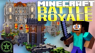 NEW Minecraft Battle Royale - Towers