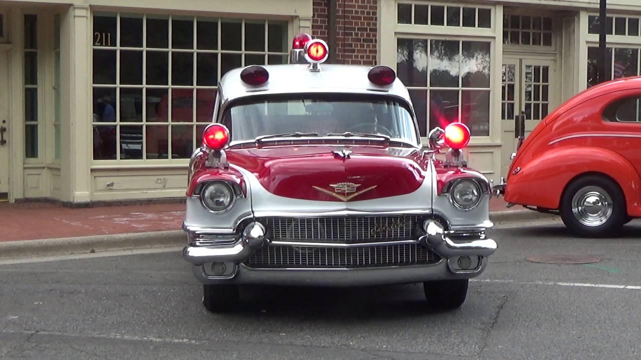Privately Owned Ambulance - YouTube