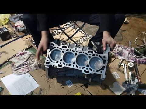 Мазда 6 (1.8) ДВС капитальный ремонт двигателя