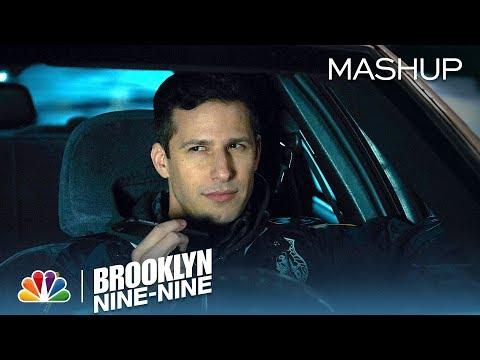 Detective Jake Peralta, Die Hard Superfan - Brooklyn Nine-Nine (Mashup)