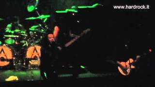 Moonspell - New Tears Eve (Live in Lithuania, 2013-10-29)
