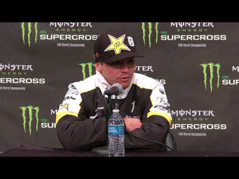 250SX Post Race Press Conference - Minneapolis - Race Day LIVE 2018