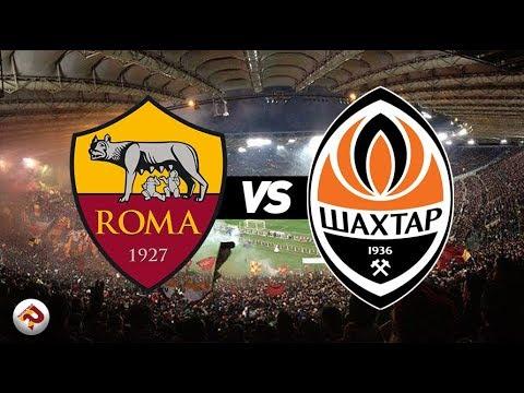 ROMA - Shakhtar Donetsk | Diretta LIVE (Champions League)