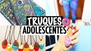 4 TRUQUES QUE TODO ADOLESCENTE DEVERIA SABER #4em1