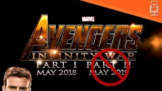 Avengers 4 is NOT Avengers Infinity War Part 2 for a Specific Reason