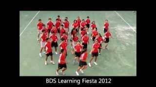 BDS Learning Fiesta 2012 Flashmob (1st Mob)
