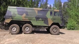 Volvo TBG 13, 6x6 - Military Truck - Trandum Norway 2017