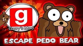 Garry's Mod Escape Pedo Bear - (Hilarious GMod Gametype)