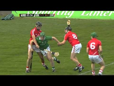 Limerick vs Cork U21 Munster Hurling Final 2011