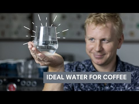 What's the Best Water for Coffee?